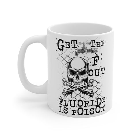 Image of Get The F Out Mug