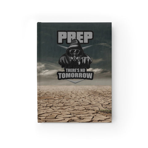 Image of Prep There's No Tomorrow Journal