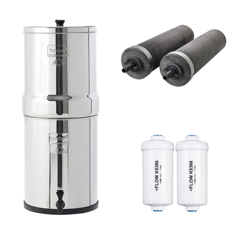 Royal Berkey & Fluoride Bundle Sale