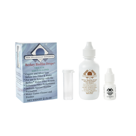 Berkey Biofilm Kit