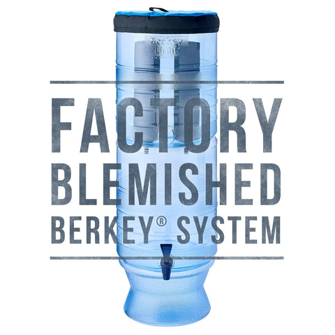 Berkey Light Scratch and Dent