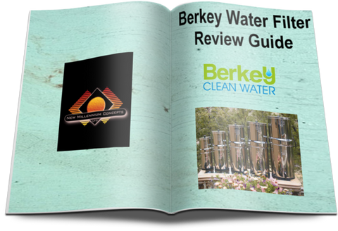 FREE Berkey Water Filter Review Report