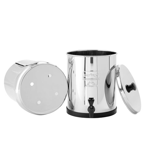 Big Berkey Water Filter System and Lid