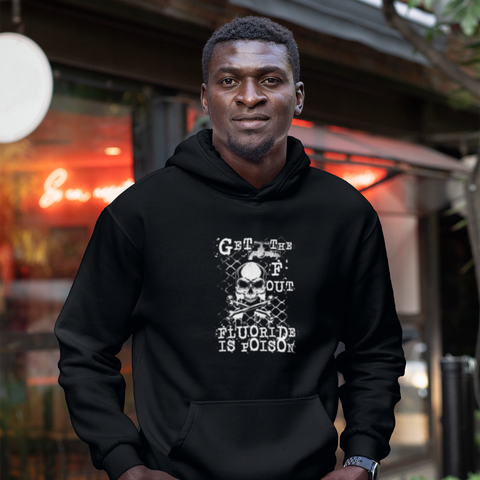 Get The F Out Hoodie