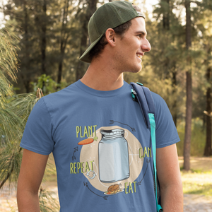 Plant, Can, Eat, Repeat T-Shirt
