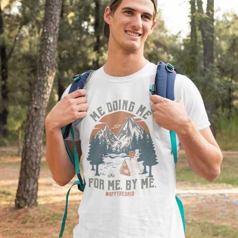 Me Doing Me Off Grid T-Shirt