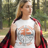 Peace Is Found On The Trail Tee