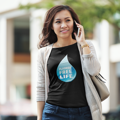 Image of Fluoride Free Life Tee