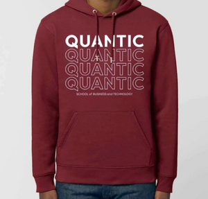 Unisex Quantic Quad Hoodie - Multiple Colors