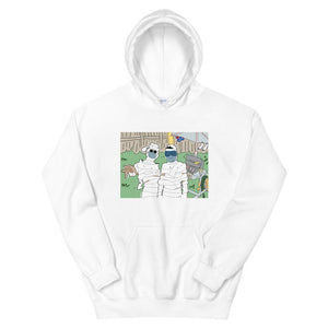 Meanwhile in Australia Hoodie - unisex