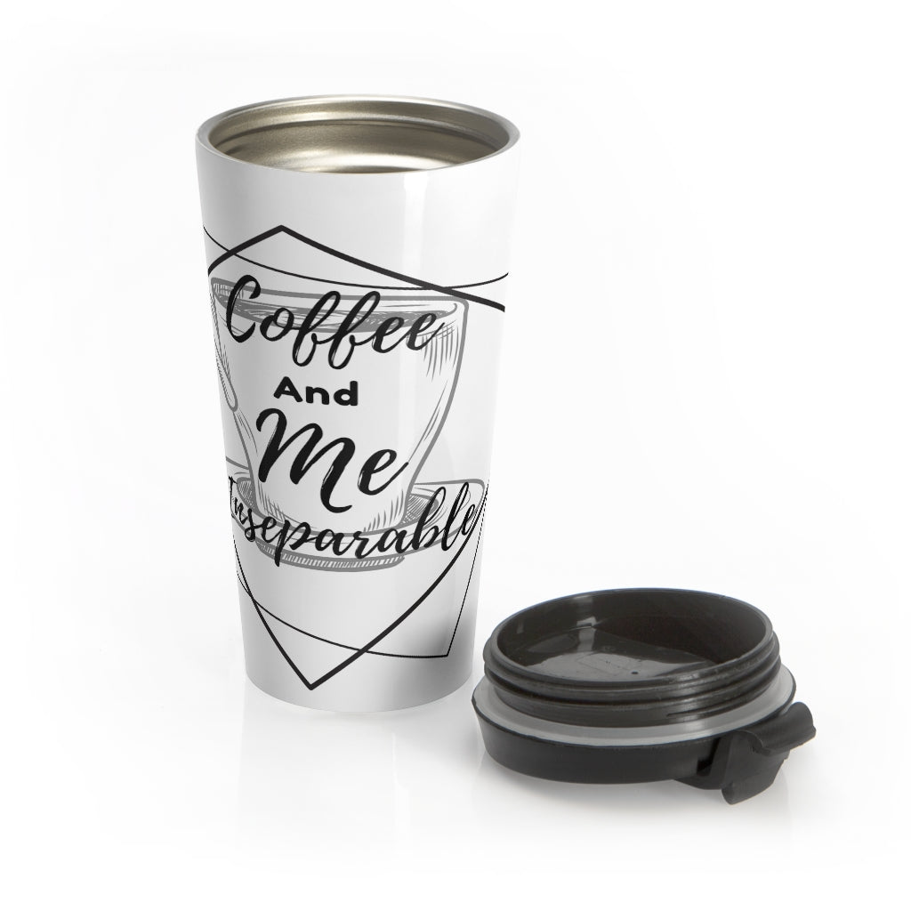 Coffee and Me Inseparable Travel Mug