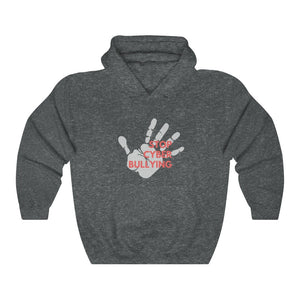 STOP CYBER BULLYING Unisex Heavy Blend™ Hooded Sweatshirt