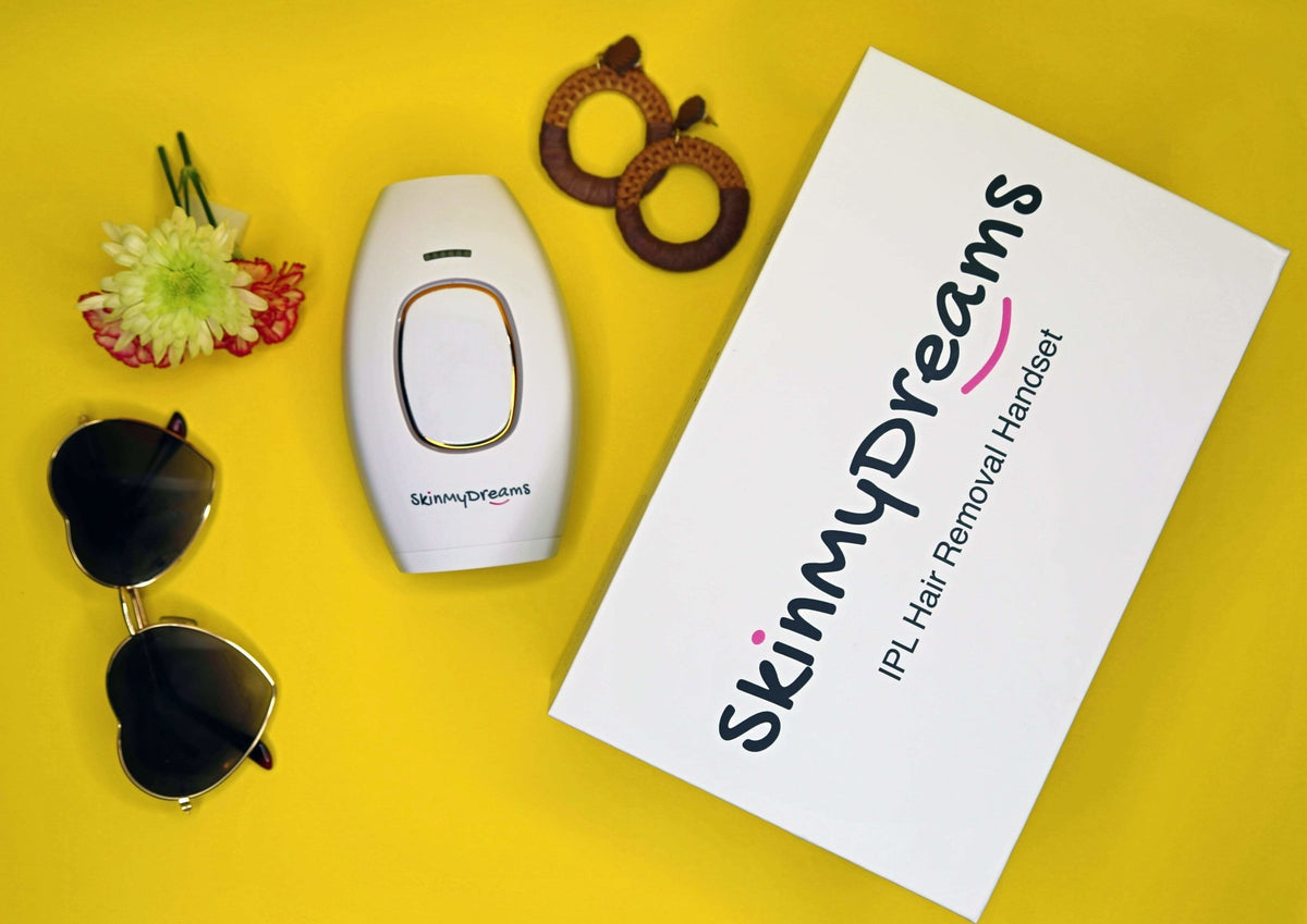SkinMyDreams IPL Laser Hair Removal Handset - SkinMyDreams
