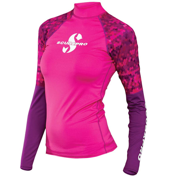 FLAMINGO RASH GUARD - WOMEN