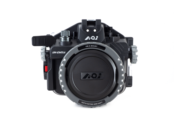 AOI UNDERWATER HOUSING FOR OLYMPUS  OM-D E-M5 Mark III