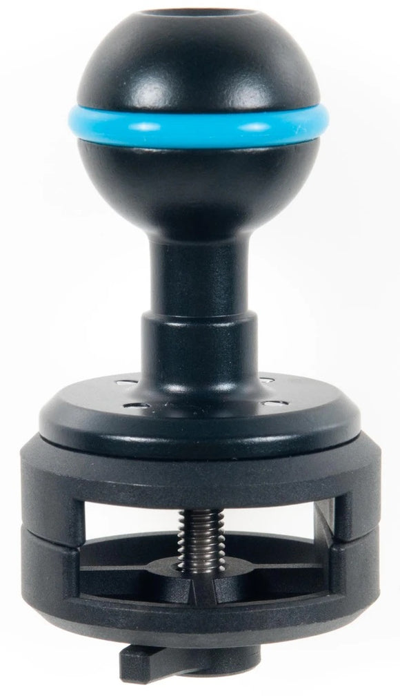 STROBE MOUNTING BALL - FASTENING ON 125-400MM ARMS