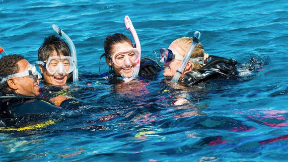 DISCOVER SCUBA DIVING (Scuba Try-Out)