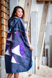 EAGLE RAY CLOAK TOWEL