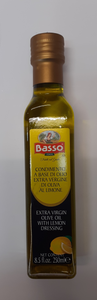 Basso - Extra Virgin Olive Oil with Lemon