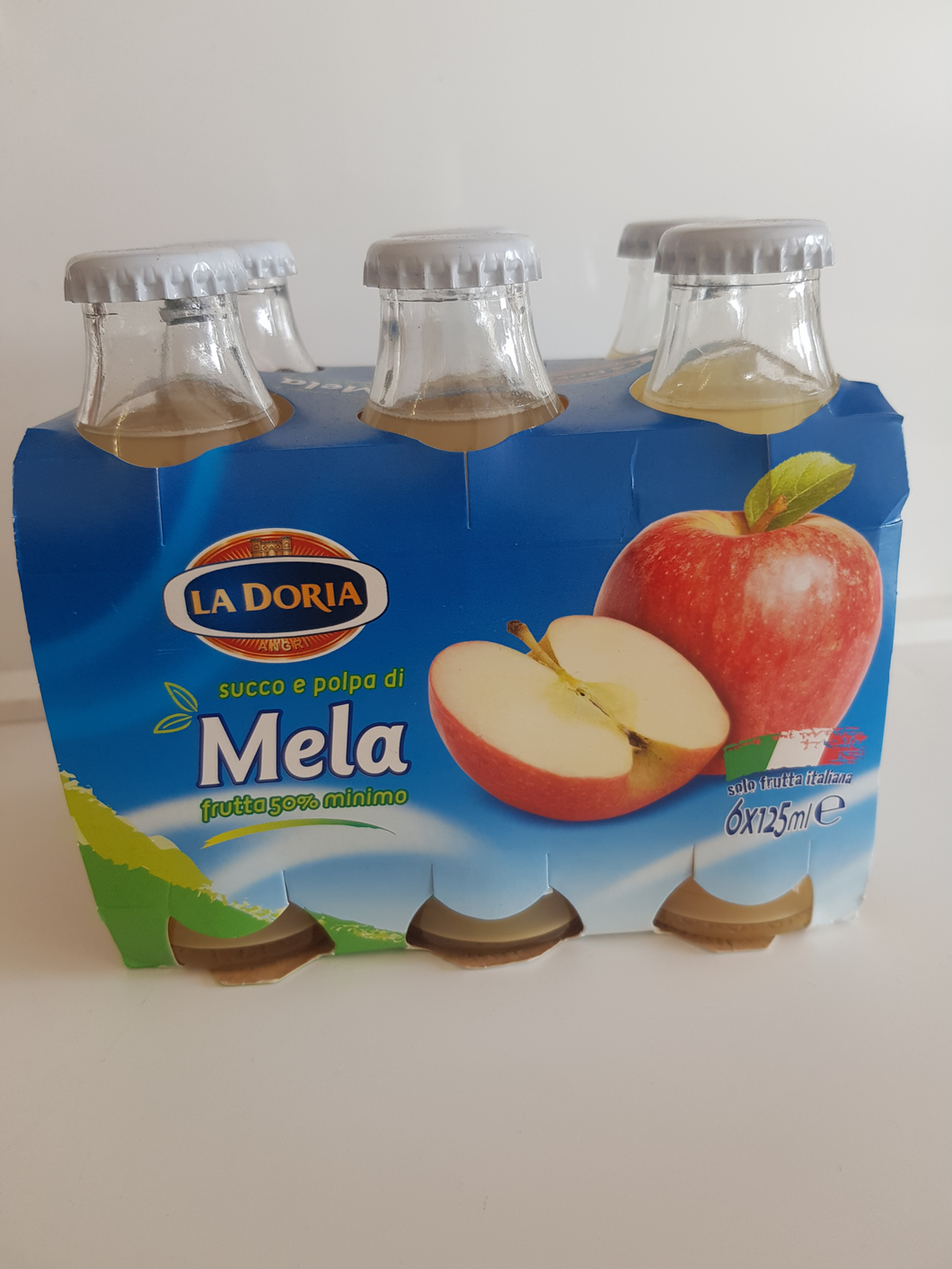 La Doria - Fruit Nectar Apple