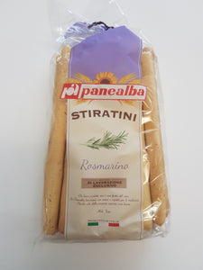Grissini with Rosemary