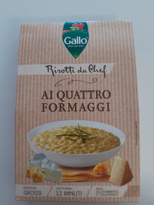 Gallo - Four Cheese Risotto