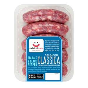 SALSICCIA CLASSICA 500g Traditional style