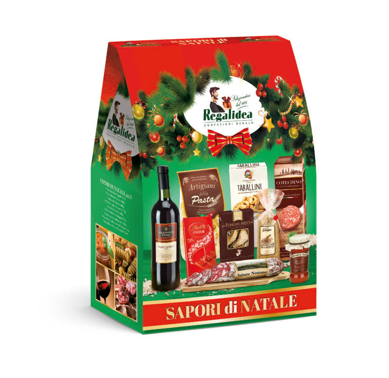 Sapori Christmas Hamper 9 Piece