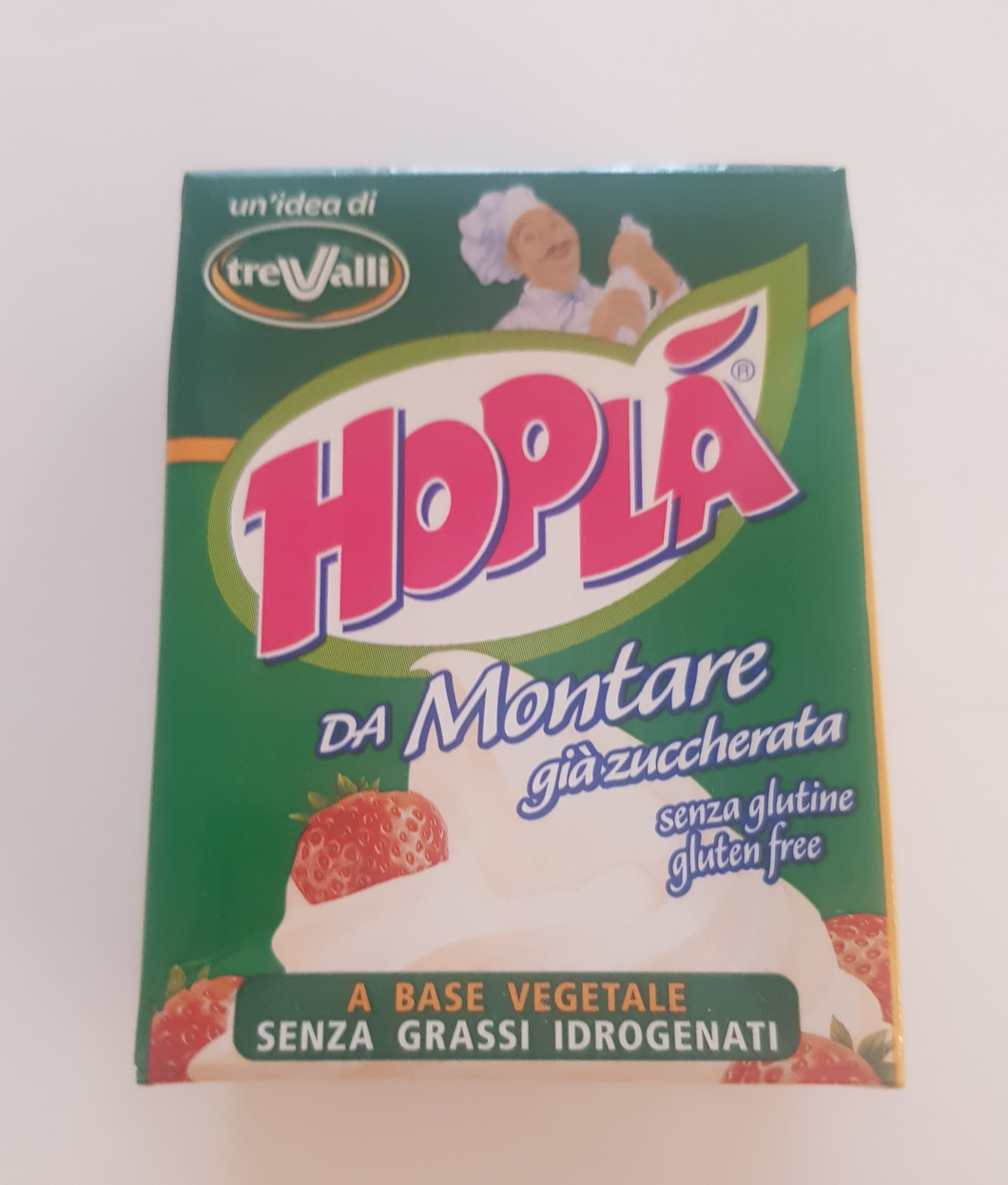 Hopla - Whipping Cream