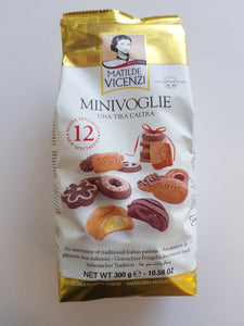 Matilde Vicenzi - Minivoglie (Assorted Biscuits)