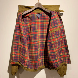 RALPH LAUREN/LINING PLAID SWING TOP/ size L