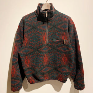 THE NORTH FACE/HALF ZIP FLEECE PULLOVER/ S size