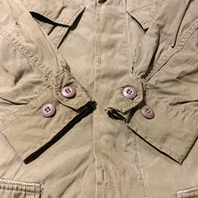 画像をギャラリービューアに読み込む, 60s/US ARMY/Jungle Fatigue Jacket/DSA-100-2113/Regular-Small