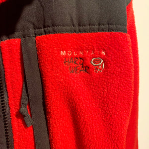 MOUNTAIN HARDWEAR/Zip freeze/MADE IN USA/ size S