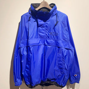 Champion/Nylon anorak jacket/ size L