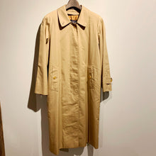 画像をギャラリービューアに読み込む, Burberrys/Nova Check Liner Bal Collar Coat/MADE IN UK/ size 10