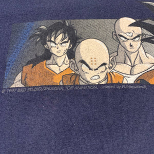 90s/DRAGON BALL Z T-SHIRT/MADE IN USA/ size L