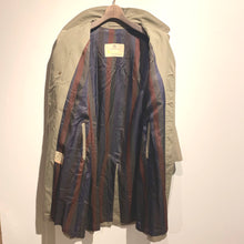 画像をギャラリービューアに読み込む, 60s/Aquascutum/Aqua5 Bal Collar Coat/MADE IN ENGLAND
