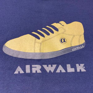 AIR WALK/ SWAET SHIRT/MADE IN USA/ size L
