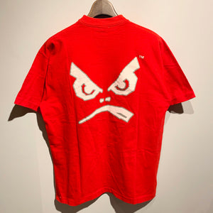 90s/BAD BOY/LOGO T-SHIRT/MADE IN USA/ size L