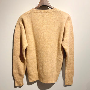 RALPH LAUREN/WOOL KNIT  SWEATER/ size L