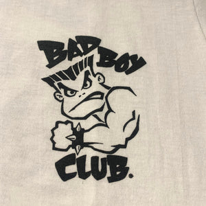 90s/BAD BOY CLUB/L/S T-SHIRT/MADE IN USA/ size M