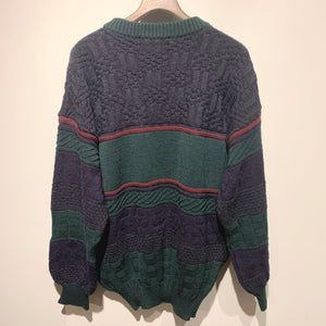 Burberrys/Wool Knit Sweater/MADE IN ENGLAND/ size 40