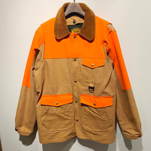 80s-90s/Woolrich/Hunting jacket/MADE IN USA/ size M