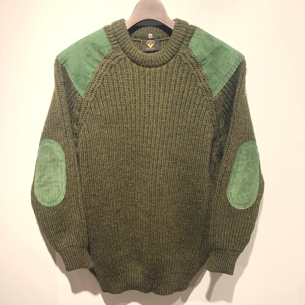 HIGHLAND2000/PARK RANGER SWEATER/MADE IN ENGLAND/ size L