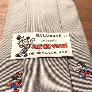 BALANCINE THE TIE WORKS/Mickey Mouse Tie