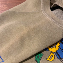 画像をギャラリービューアに読み込む, 80s/FRUIT OF THE LOOM/Logo Bootleg Sweat Shirt/MADE IN USA/ size L