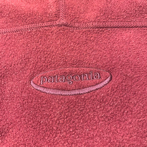 90s/patagonia/SYNCHILLA Fleece Half Zip Jacket/MADE IN USA/ size M