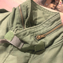 画像をギャラリービューアに読み込む, ALPHA/M-65 cold weater field coat/MADE IN USA/8415-01-099-7839/ size M-R