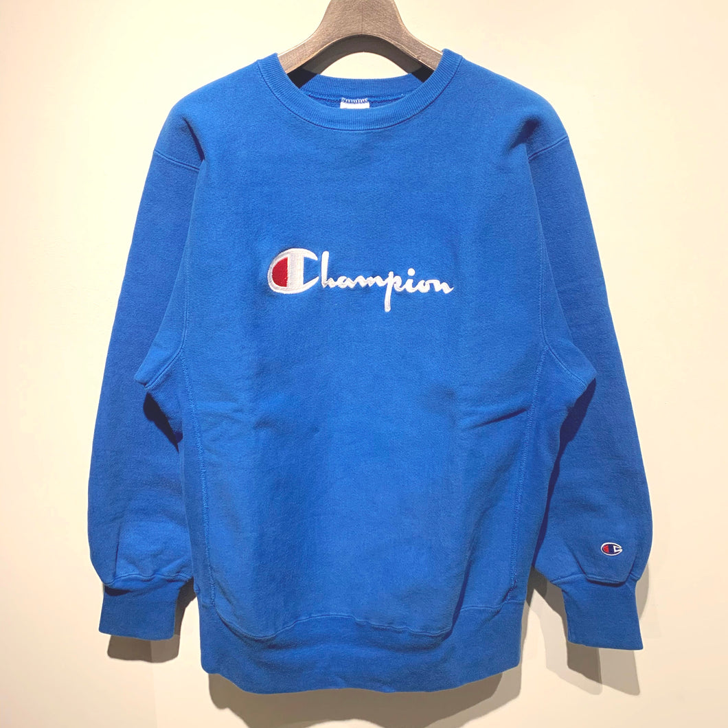 90s Champion/LOGO Reverse Weave/MADE IN USA/size XL